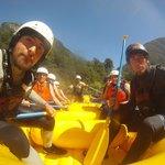Rafting On the Futaleufu River Chile