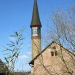 Glockenturm des Schlosses