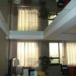 Mirror ceiling