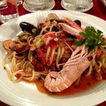 Seafood Linguini to Die For!