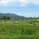 Panorama - the valley near Wangsian