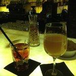 aperitivo al bar