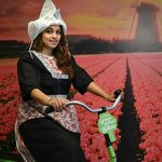 Tulips and Bikes - the true Dutch experience!