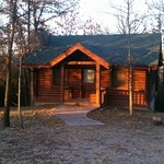 Individual cabins available