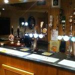 The Station Hotel (Pub) bar