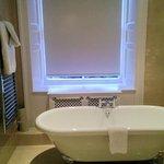 Room 6 bathroom - lovely and spacious