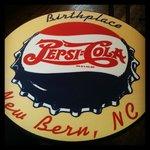 Home of Pepsi!