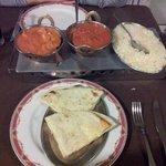 Taj Mahal Indian Restaurant Foto