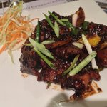 Very nice spicy food, if you like that!