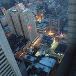 From the 55th floor