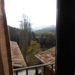 """Vista desde la habitación """"La Marieta"""""""