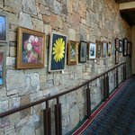 original artwork on display and for sale