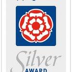 SILVER AWARD from Visit Britain