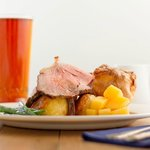 Sunday Lunch at The Randolph