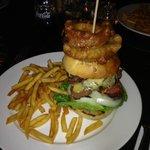 Chas Burger