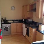 well furnished kitchen