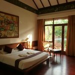 Room at Hotel at Tharabar Gate bagan