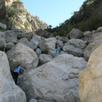 In the Viros Gorge