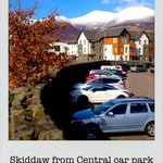 Skiddaw from car park