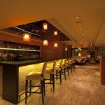 Second floor Martini Bar