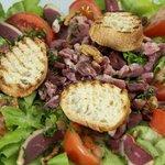 La salade Périgord