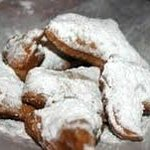 Beignets hot and delicious