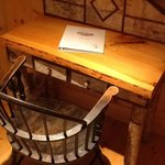 Rm6 writing desk.