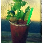 """""""House Tito's Bloody Mary"""""""
