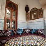 Riad Dar Sbihi, Outdoor Lounge