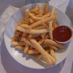 Antipasto di patate fritte