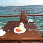 """Restaurant del hotel """"El muelle"""""""