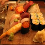 sushi-sascimi comb. 39$