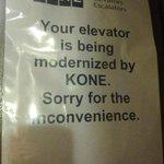 Modernize, huh?