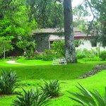La Casona grounds