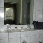 Drei Könige - Bad von Zimmer 43