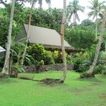 Garden view honeymoon villa