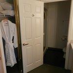 Dressing room/bathroom