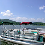 Pontoon rentals available during season @ great rates