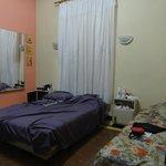 Amplia y comoda habitacion