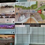 Information for Yas island, given by the doorman/valet man.