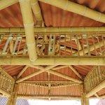 Interesting bamboo carvings