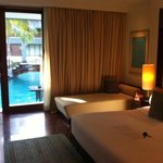 my room with pool access!!!