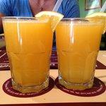 verdens beste appelsinjuice!