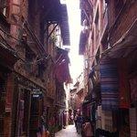 Bhaktapur, the old city