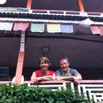 Tikhedunga (our first stop overnight out of Pokhara)