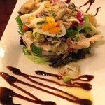 Delicious Seafood Salad