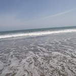 Black/white sand