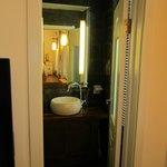 Bathroom. Yin Room, Orchid Hotel. Beijing.