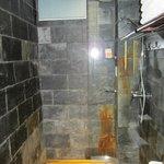 Bathroom. Yin Room, Orchid Hotel, Beijing