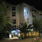 Hotel Escale Oceania Biarritz.